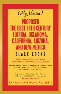 Cover Proposed -The Best 16Th Century  Florida, Oklahoma, California, Arizona, and New Mexico