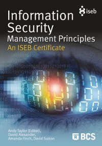 Cover Information Security Management Principles