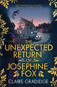 Cover The Unexpected Return of Josephine Fox
