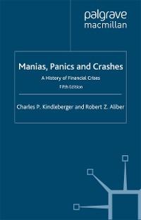 Cover Manias, Panics and Crashes