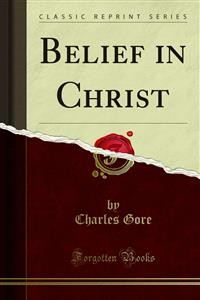 Cover Belief in Christ