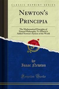 Cover Newton's Principia
