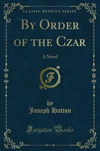 Cover By Order of the Czar