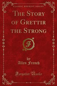 Cover The Story of Grettir the Strong