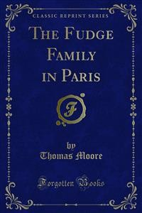 Cover The Fudge Family in Paris