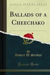Cover Ballads of a Cheechako