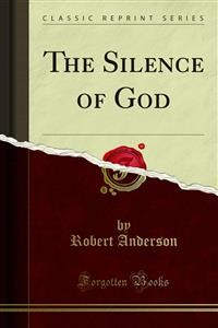 Cover The Silence of God