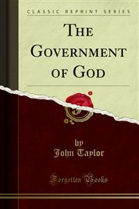 Cover The Government of God