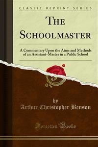 Cover The Schoolmaster