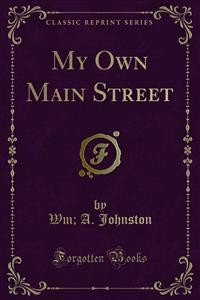 Cover My Own Main Street