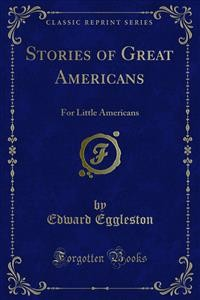 Cover Stories of Great Americans