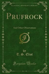 Cover Prufrock