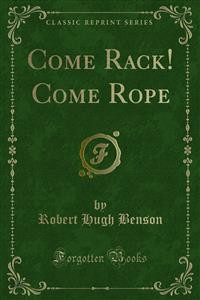 Cover Come Rack! Come Rope