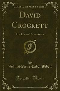 Cover David Crockett