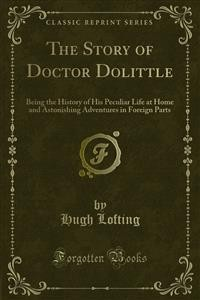 Cover The Story of Doctor Dolittle