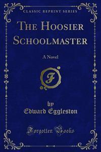 Cover The Hoosier Schoolmaster