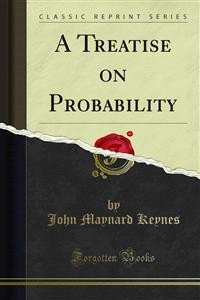 Cover A Treatise on Probability