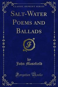 Cover Salt-Water Poems and Ballads