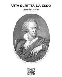 Cover Vita di Vittorio Alfieri da Asti scritta da esso
