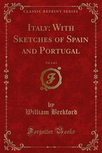 Cover Italy: With Sketches of Spain and Portugal