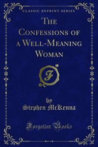 Cover The Confessions of a Well-Meaning Woman