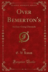 Cover Over Bemerton's