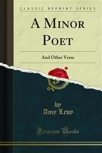 Cover A Minor Poet