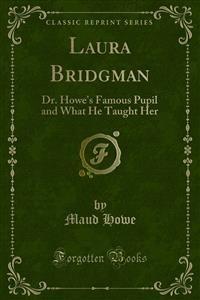 Cover Laura Bridgman