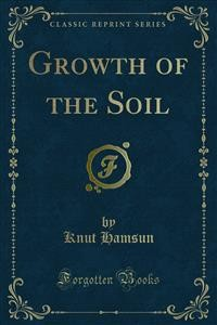 Cover Growth of the Soil