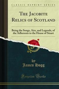 Cover The Jacobite Relics of Scotland