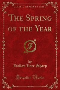Cover The Spring of the Year
