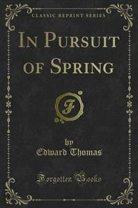 Cover In Pursuit of Spring