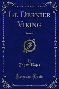 Cover Le Dernier Viking