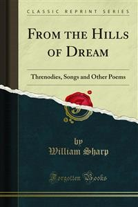 Cover From the Hills of Dream