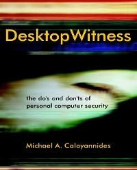 Cover Desktop Witness