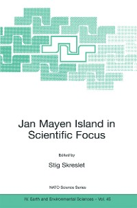 Cover Jan Mayen Island in Scientific Focus