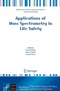 Cover Applications of Mass Spectrometry in Life Safety