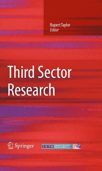 Cover Third Sector Research