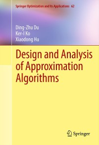 Cover Design and Analysis of Approximation Algorithms