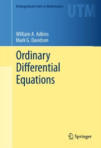 Cover Ordinary Differential Equations