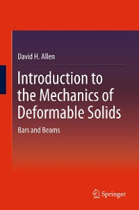 Cover Introduction to the Mechanics of Deformable Solids
