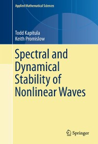 Cover Spectral and Dynamical Stability of Nonlinear Waves