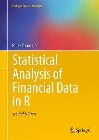 Cover Statistical Analysis of Financial Data in R