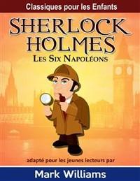 Cover Sherlock Holmes: Les Six Napoléons