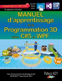 Cover Manuel d'apprentissage de la programmation 3D