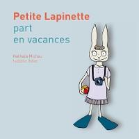 Cover Petite Lapinette part en vacances