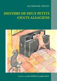 Cover Histoire de deux petits chats alsaciens