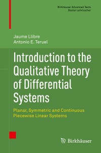 Cover Introduction to the Qualitative Theory of Differential Systems