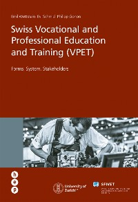 Cover Swiss Vocational and Professional Education and Training (VPET)