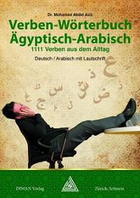 Cover Verben-Wörterbuch Ägyptisch-Arabisch